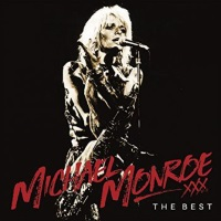 [Michael Monroe XXX The Best 87-17 Album Cover]