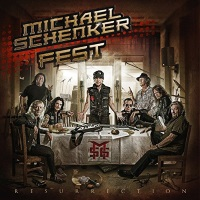 [Michael Schenker Fest Resurrection Album Cover]