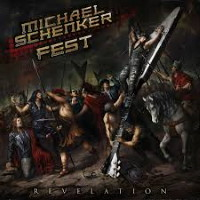 [Michael Schenker Fest Revelation Album Cover]