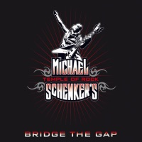 [Michael Schenker's Temple Of Rock Bridge the Gap Album Cover]