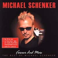 [Michael Schenker Forever And More: The Best Of Michael Schenker Album Cover]