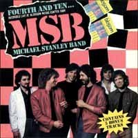 [Michael Stanley Band Fourth and Ten Album Cover]