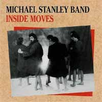 Michael Stanley Band Inside Moves Album Cover