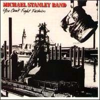 [Michael Stanley Band Can't Fight Fashion Album Cover]
