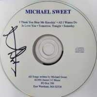 [Michael Sweet Michael Sweet (Demos) Album Cover]