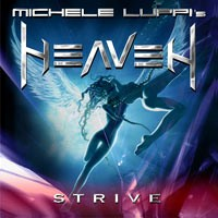 [Michele Luppi's Heaven Strive Album Cover]