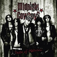 [Midnight Cowboys Taste of Oblivion Album Cover]