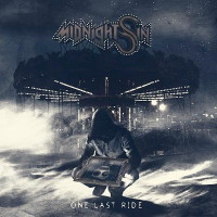 [Midnight Sin One Last Ride Album Cover]