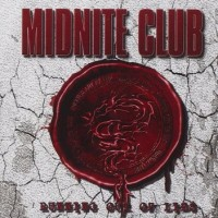 Midnite Club Running Out Of Lies Album Cover