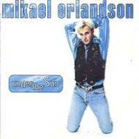 [Mikael Erlandsson Under the Sun Album Cover]