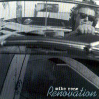 Mike Reno Renovation Album Cover