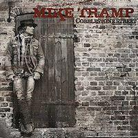 [Mike Tramp Cobblestone Street Album Cover]