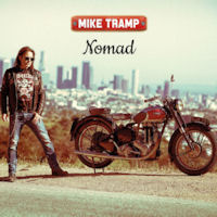 [Mike Tramp Nomad Album Cover]