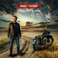 [Mike Tramp Stray From the Flock Album Cover]