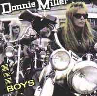 [Donnie Miller One of the Boys Album Cover]