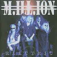 [M.ILL.ION Electric Album Cover]