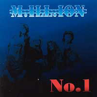 [M.ILL.ION No.1 Album Cover]
