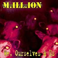 [M.ILL.ION We, Ourselves and Us Album Cover]
