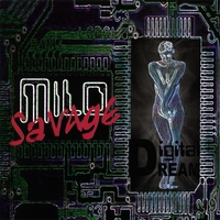 [Milo Savage Digital Dream Album Cover]