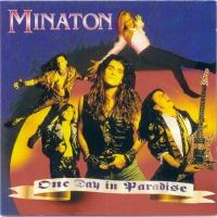 [Mination One Day In Paradise Album Cover]
