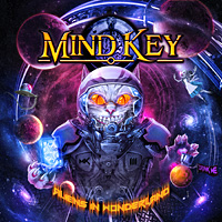 Mind Key Aliens in Wonderland Album Cover