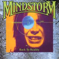 [Mindstorm Back to Reality Album Cover]