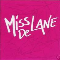 [Miss De Lane Miss De Lane Album Cover]