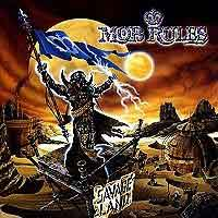 Mob Rules Savage Land Album Cover