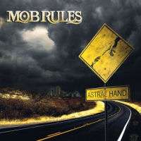 [Mob Rules Astral Hand  Album Cover]