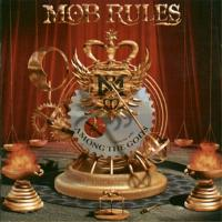 [Mob Rules Among The Gods Album Cover]
