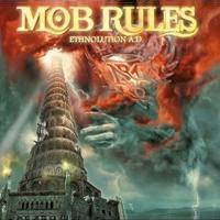 [Mob Rules Ethnolution A.D. Album Cover]