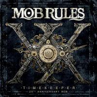 [Mob Rules Timekeeper - 20th Anniversary Box Album Cover]