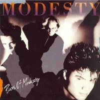 [Modesty Pieces of Modesty Album Cover]