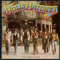 [Molly Hatchet No Guts...No Glory Album Cover]