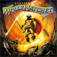 [Molly Hatchet Greatest Hits Album Cover]