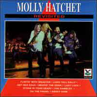 [Molly Hatchet Revisited Album Cover]