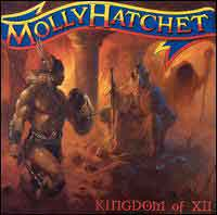 [Molly Hatchet Kingdom of XII Album Cover]