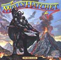 [Molly Hatchet Deed Is Done Album Cover]