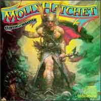 [Molly Hatchet Flirtin' With Disaster Album Cover]