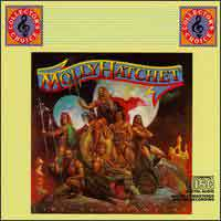[Molly Hatchet Take No Prisoners Album Cover]