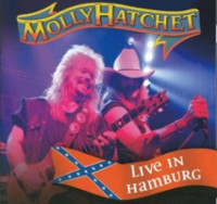 [Molly Hatchet Live In Hamburg Album Cover]