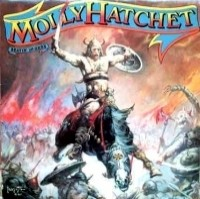 [Molly Hatchet Beatin' the Odds Album Cover]