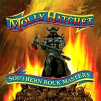 [Molly Hatchet Southern Rock Masters Album Cover]