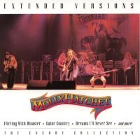 [Molly Hatchet Extended Versions: The Encore Collection Album Cover]