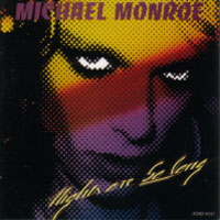 [Michael Monroe Nights Are So Long Album Cover]