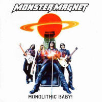 [Monster Magnet Monolithic Baby! Album Cover]