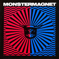 [Monster Magnet Monster Magnet Album Cover]