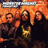 [Monster Magnet Powertrip Album Cover]