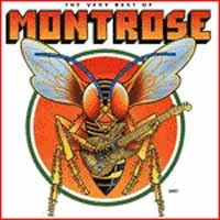 [Montrose The Very Best Of Montrose Album Cover]