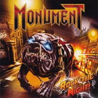 [Monument Rock The Night  Album Cover]